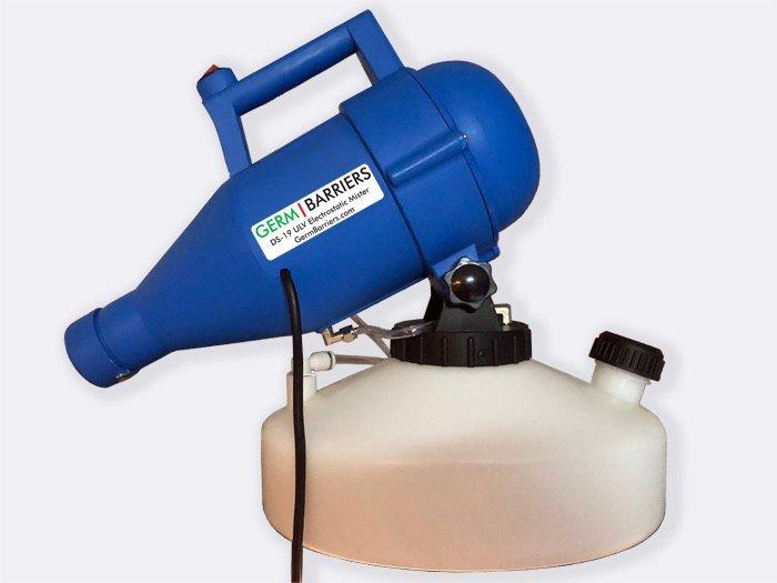 Germ Barriers Electrostatic ULV Electrostatic Sprayer