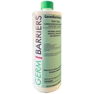 GermBarriers 200 Antimicrobial Concentrate 32oz